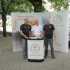 Odd Fellows Winterthur als stolzer Sponsor dieses Charity-Anlasses